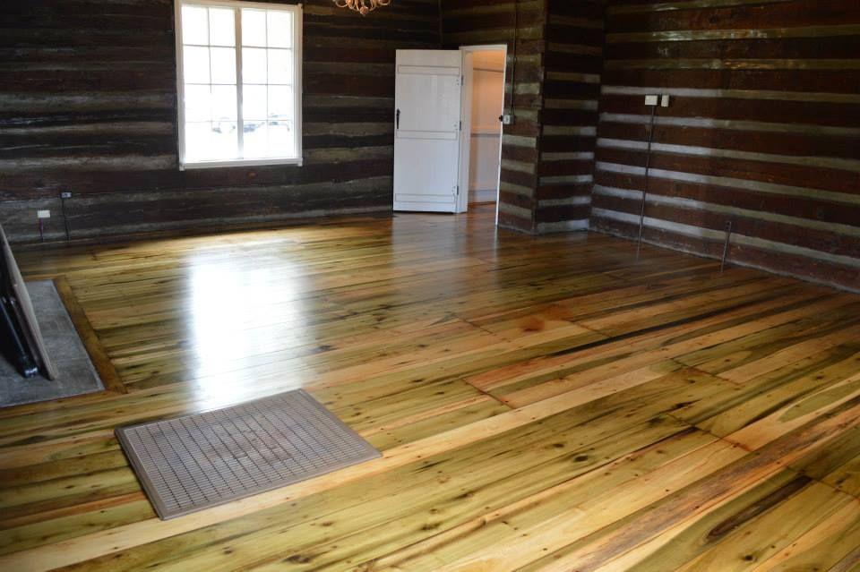 Poplar Hardwood Flooring - Curtis Carpets