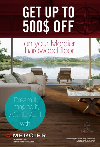 Dream It, Imagine It, Achieve it! With Mercier