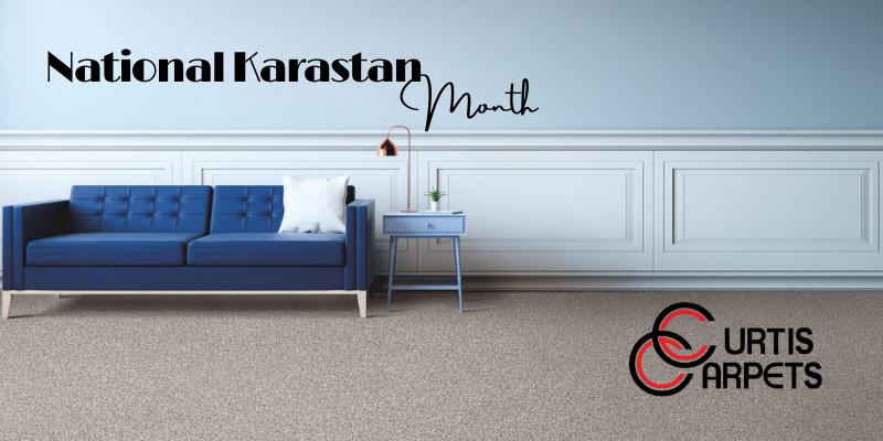 National Karastan Month at Curtis Carpets