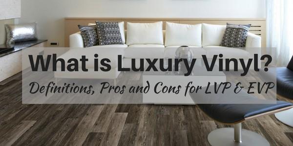 What is Luxury Vinyl Plank