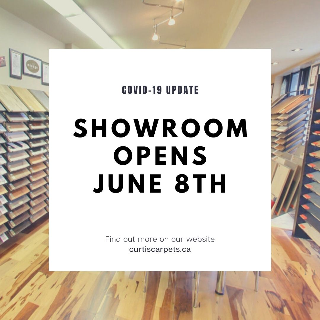 Showroom Open